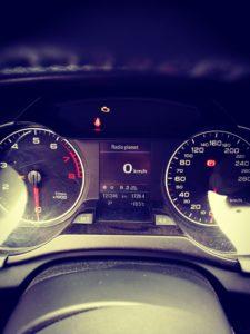 Motor System Reiniger Testergebnis mit dem Audi A4 Avant